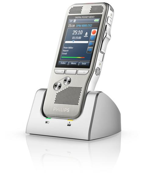 Philips Pocket Memo DPM-8000-27