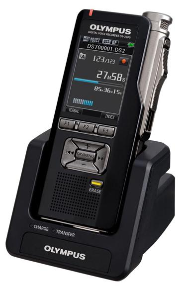 Olympus DS-5000 Digital Recorder is now DS-7000