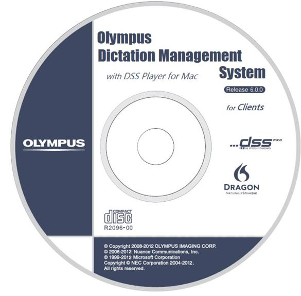 Olympus AS-7002 ODMS Transcription Module Software-20