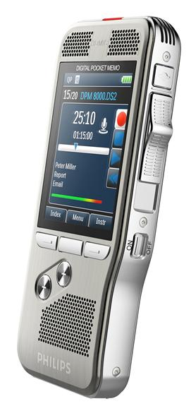 Philips Pocket Memo DPM-8000-26
