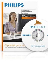 Philips SpeechExec Software
