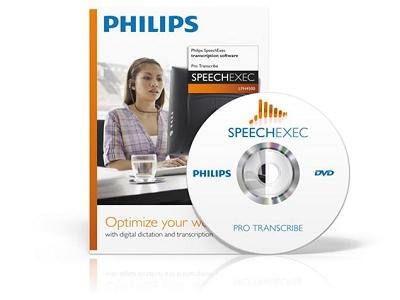 Philips SpeechExec Software