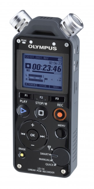 Olympus LS-14 PCM Live Performance Recorder-236