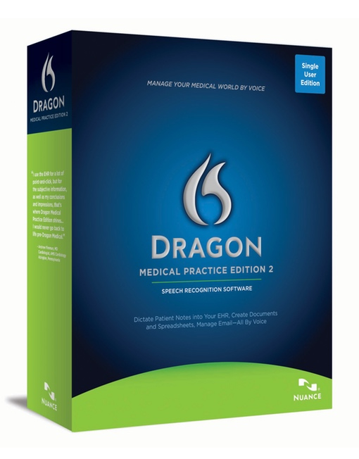 Dragon Medical Practice 2 Upgrade
