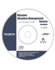 Olympus AS-7001 ODMS Dictation Module Software