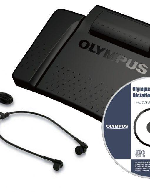 Olympus as7000 transcription software