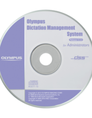 olympus dss software