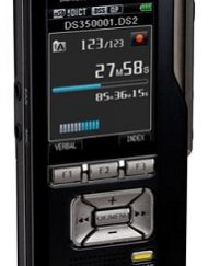 Olympus DS-3500 Stereo and Dictation Recorder -31