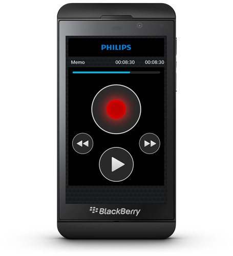 Philips dictation phone app