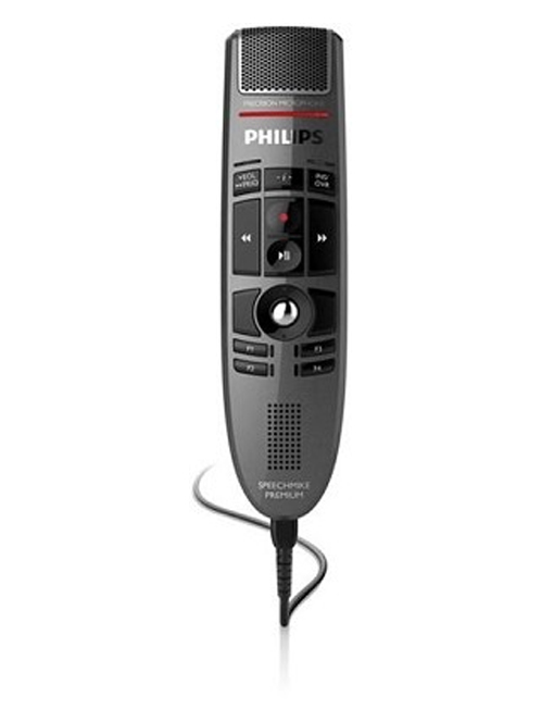 Philips LFH3500 SpeechMike Premium with Precision Microphone