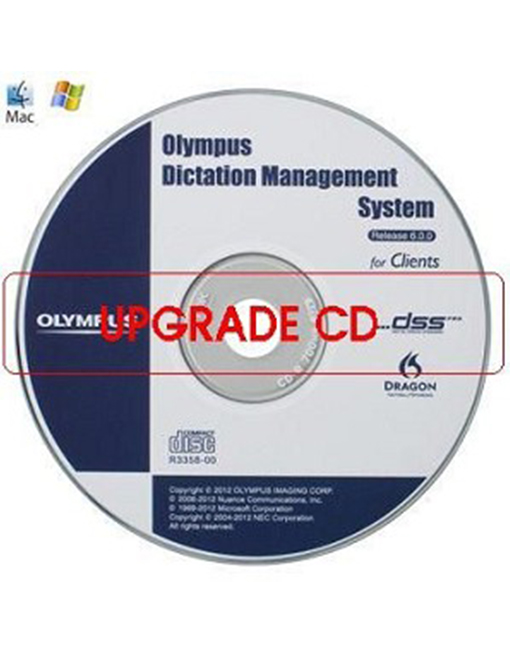 Olympus AS7004 ODMS R6 Transcriptoin Module Upgrade