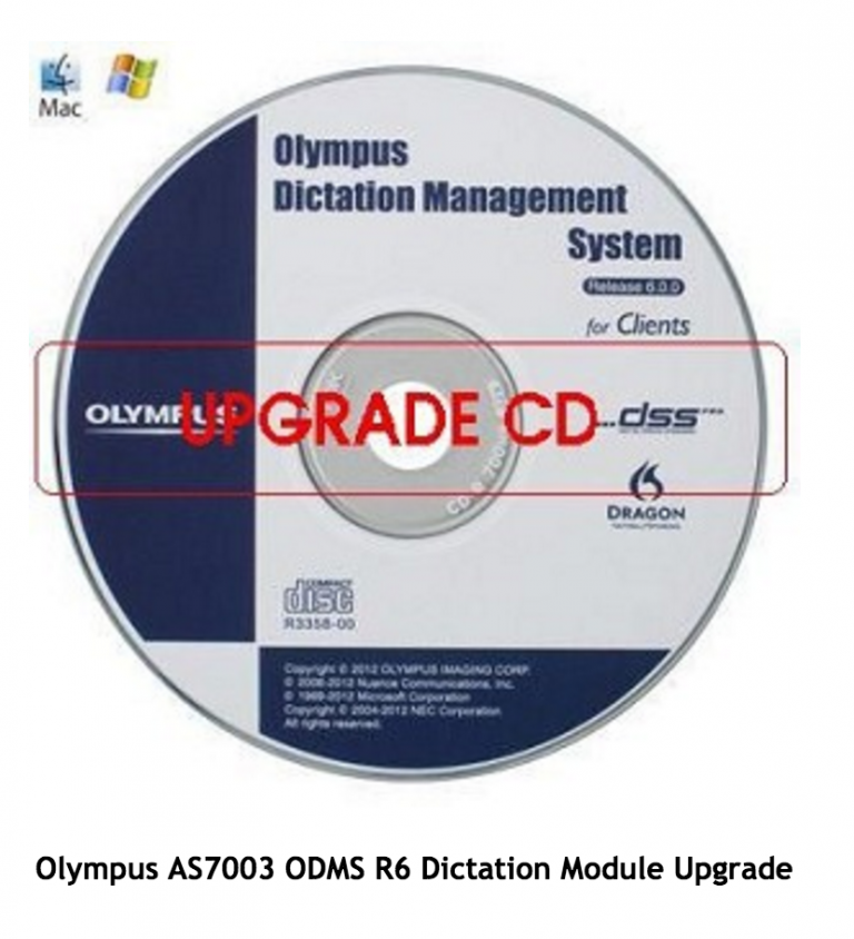 Olympus AS7003 ODMS R6 Dictation Module Upgrade-391