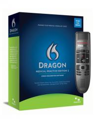 DRAGON MEDICAL PRACTICE EDITION WITH SPEECHMIKE PREMIUM