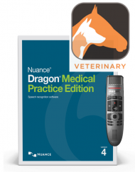 Dragon Veterinary with Speechmike Air