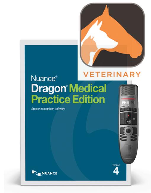Dragon Veterinary with Speechmike Air