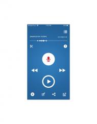 SpeechLive Recorder App