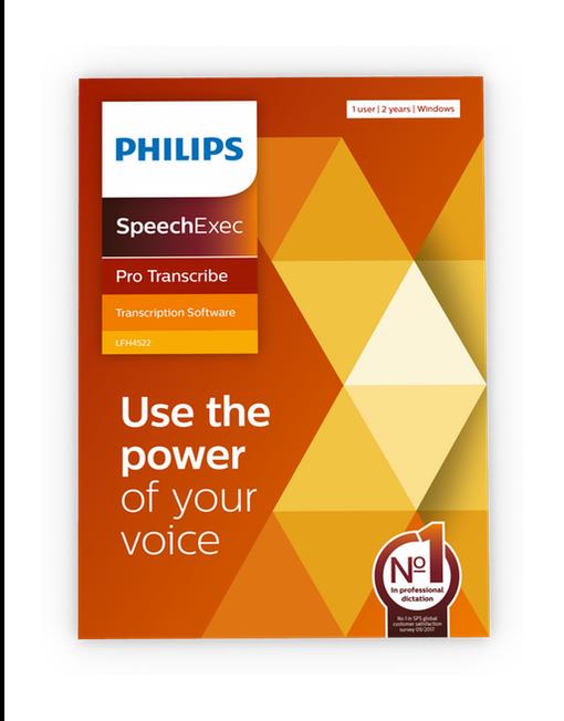SpeechExec Pro Transcribe 11